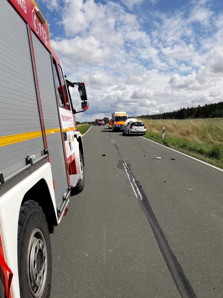 2021 07 15 Einsatz Nr. 19 Verkehrsunfall mit Personenschaden Bild WEB
